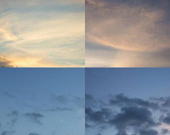 Sky Overlays (5 jpeg images)