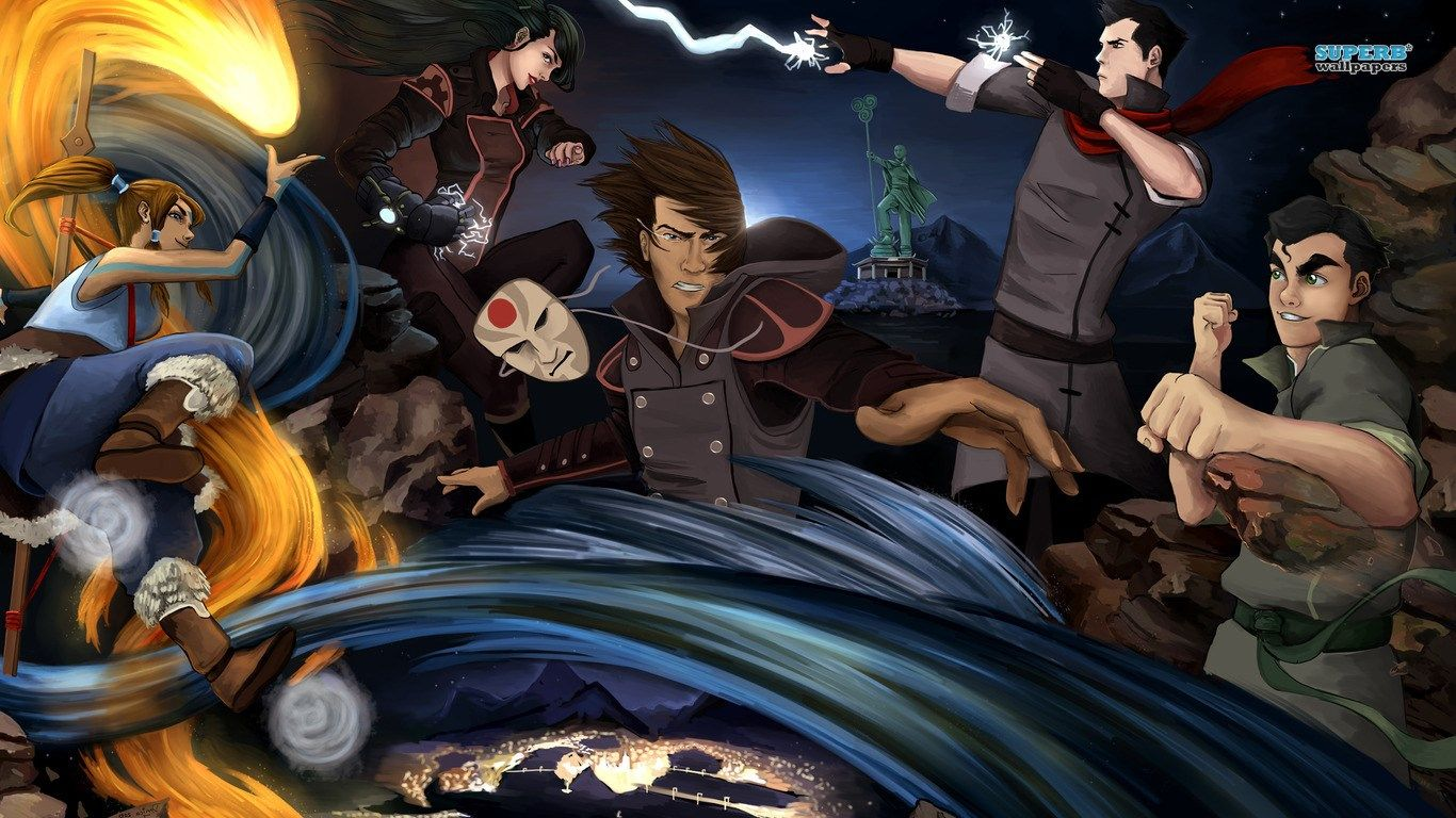 Avatar The Legend Of Korra Wallpapers 1080p High Quality Falconner