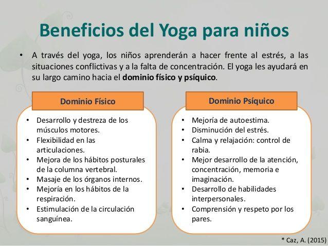 yoga para nios buscar con google
