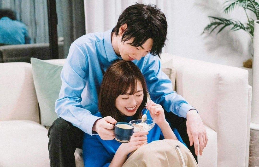 Coffee and Vanilla Dori Sakurada 桜田通 Haruka Fukuhara 福原遥 ...
