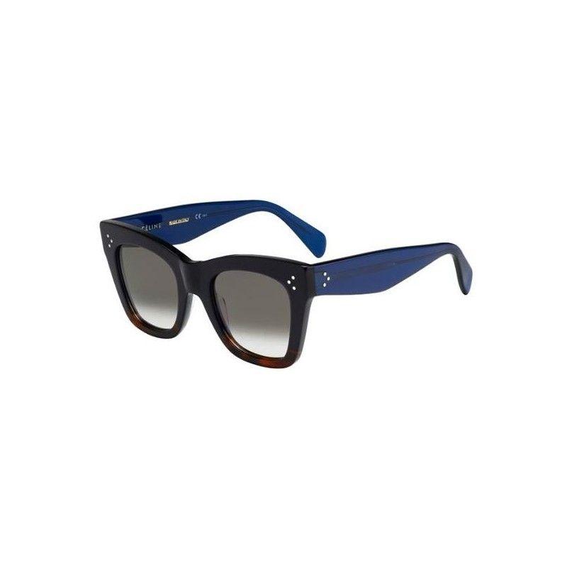 236d8cd41c5 Gafas de Sol CELINE 41090 CATHERINE Dark Havana Blue Grey Brown Shaded