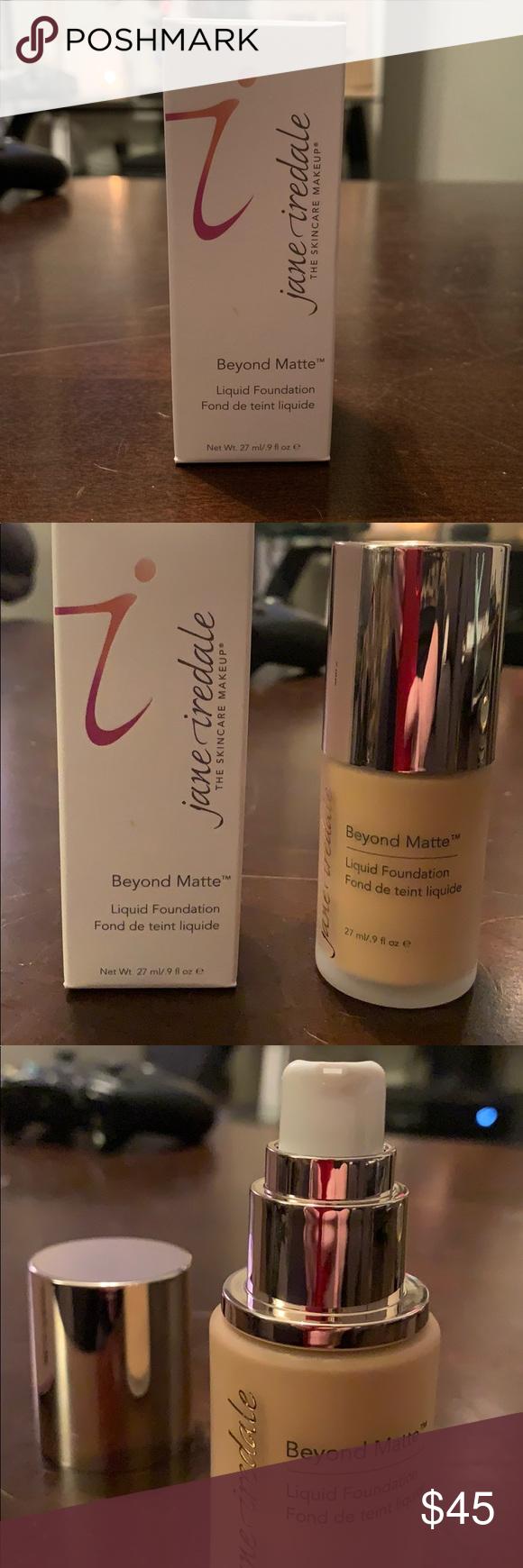 Jane Iredale Beyond Matte Liquid Foundation Liquid