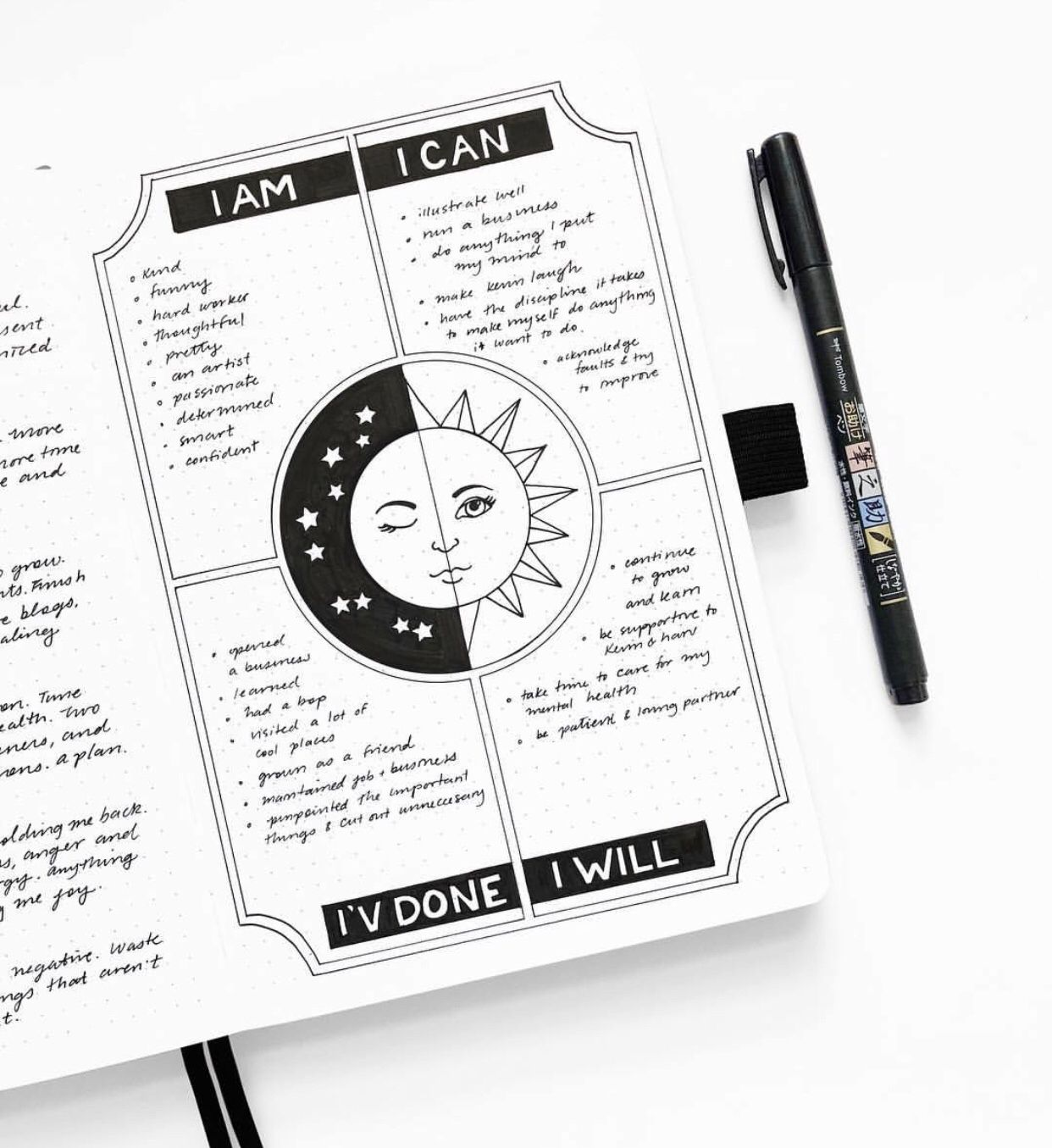 10 Bullet Journal Hacks You'll Want To Steal #bulletjournal