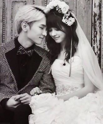 544bc456b343 Key   Arisa in We Got Married GLOBAL Season 2     They are so sweet  together! Such a Gorgeous photo