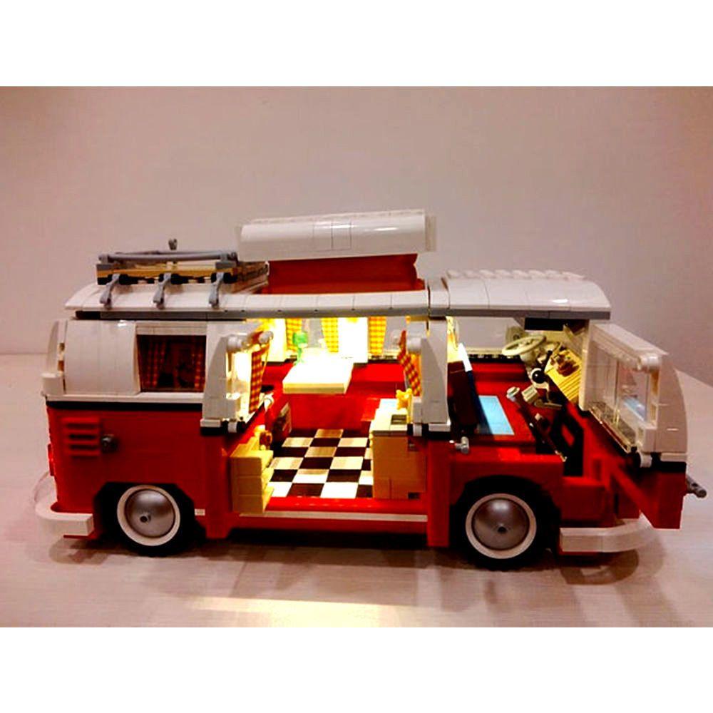 LED Kit ONLY For LEGO Creator Series The T1 Volkswagen Camper Van ...
