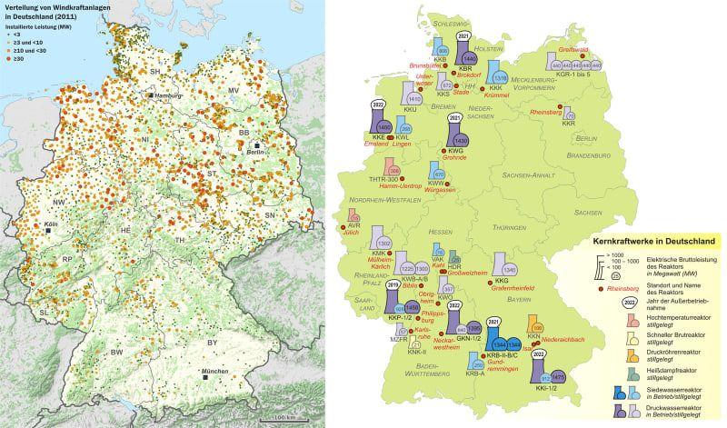 deutschlandkarte 1950 25 Karten, die dir genau erklären, wie Deutschland funktioniert