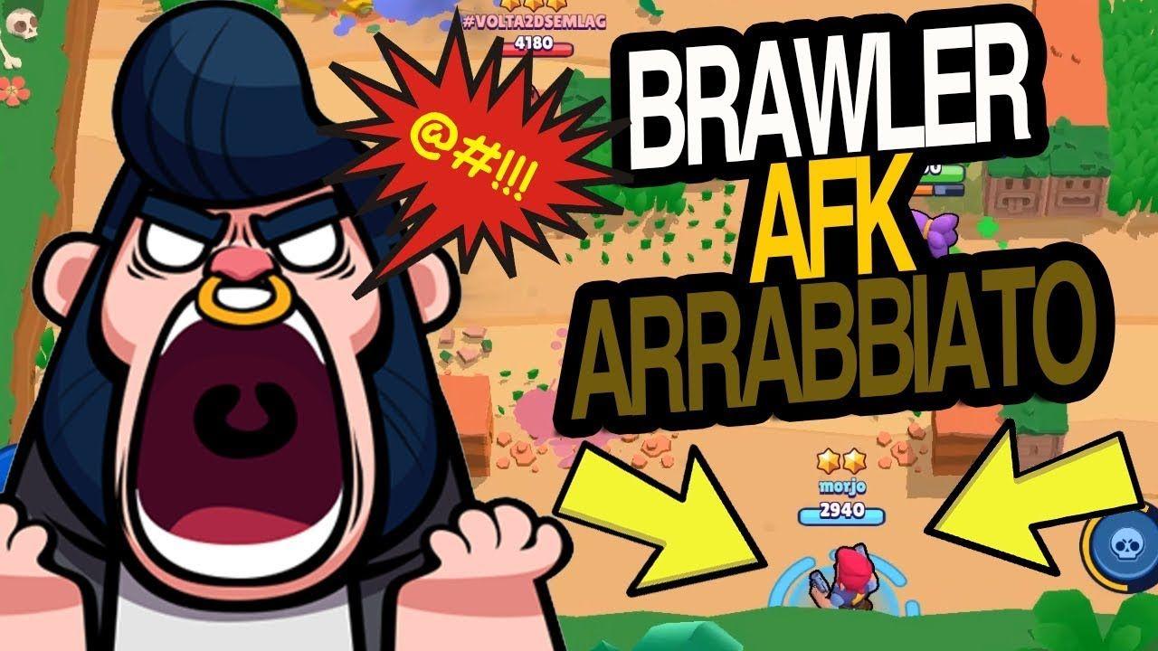 Brawler Afk Arrabbiato Brawl Stars Ita Brawl Afk Ita