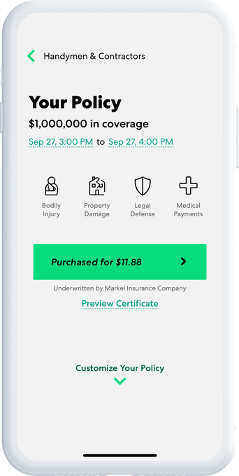 Newly Rebranded Thimble Raises 22m To Bring Flexible Insurance To