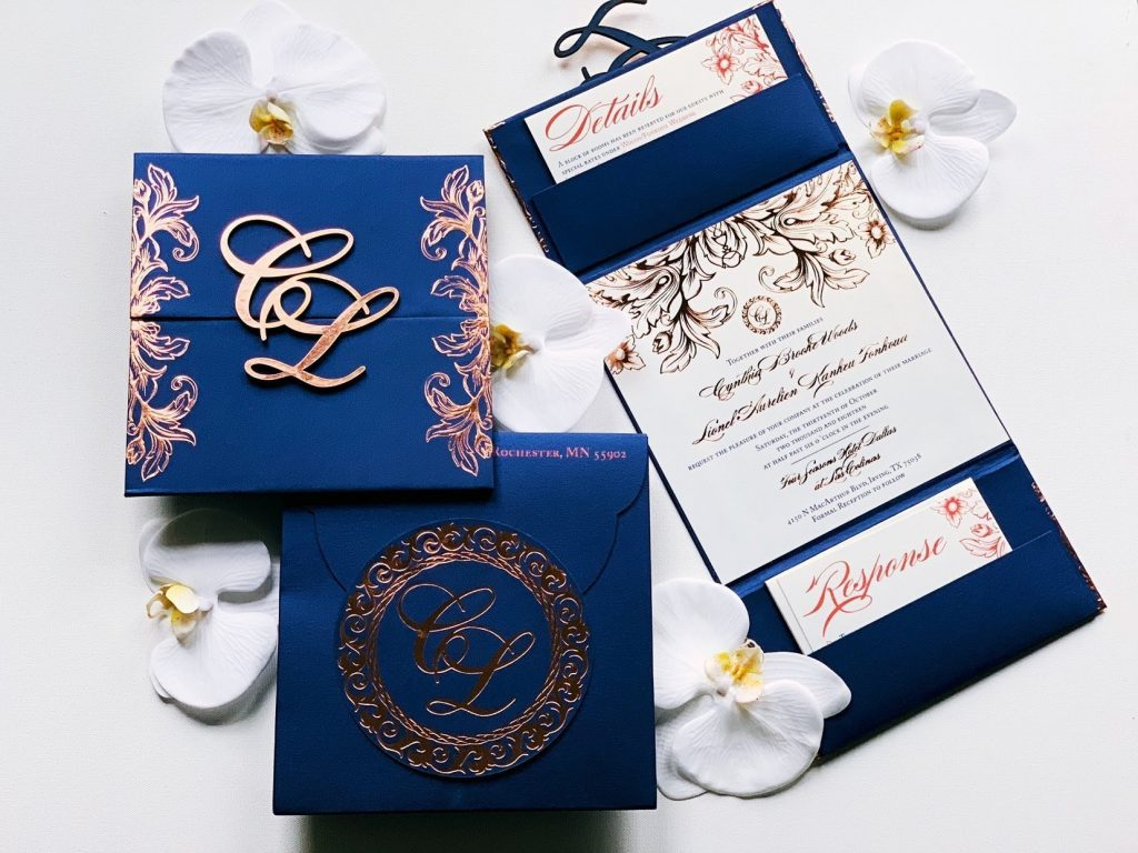 11 muslim wedding Card ideas