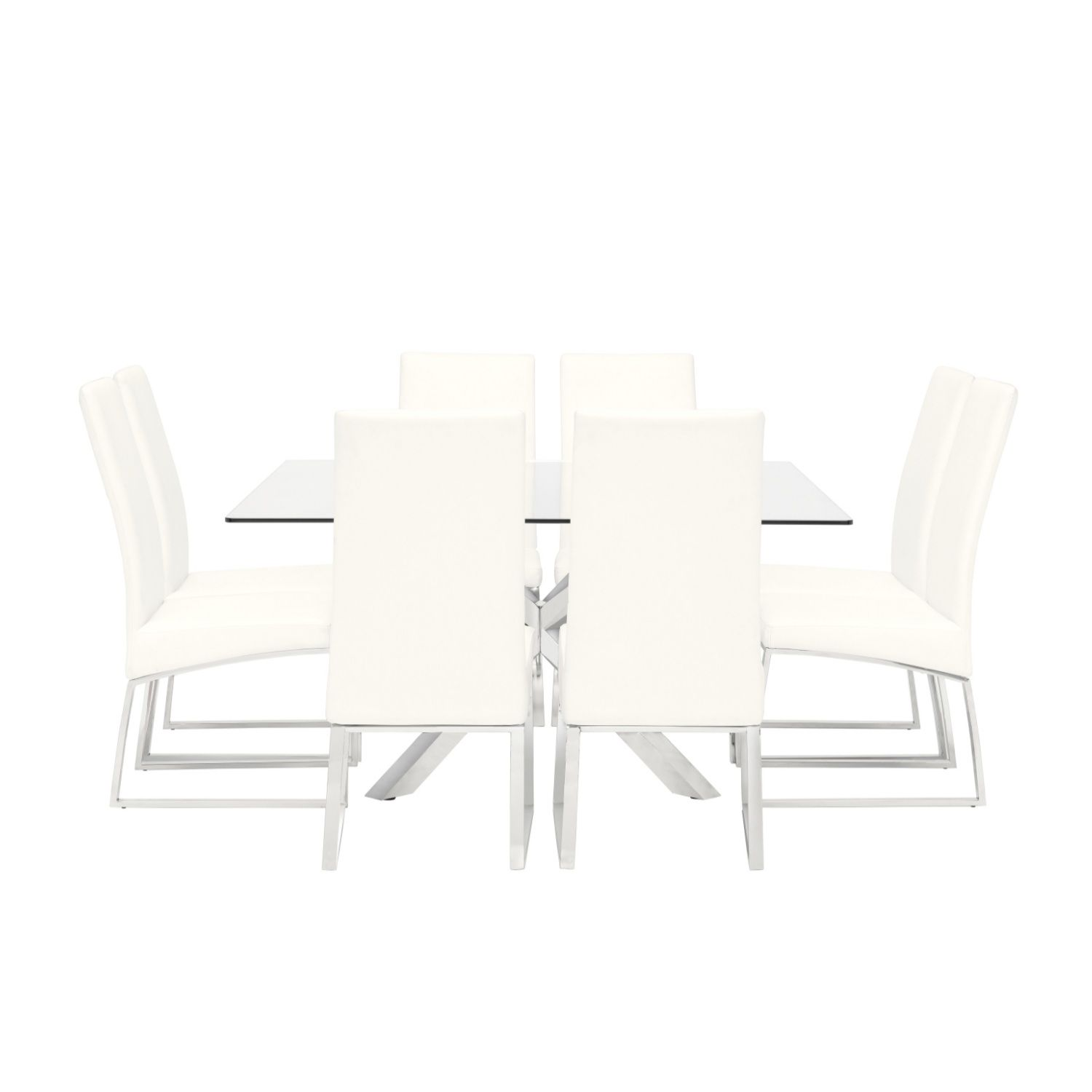 Astrid 9 Piece Dining Setting From Domayne Online Home Furniture