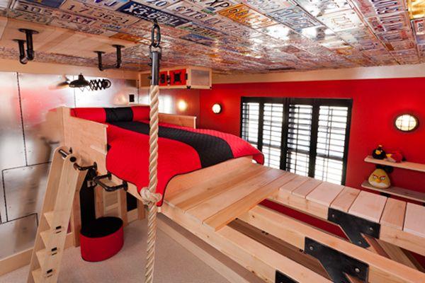 Loft Einrichten Beispiele : Kinderzimmer möbel ideen tolle haus dekor home pinterest
