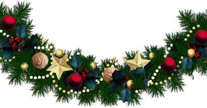 Christmas Garland Clip Art Free Download In 2020 Free Christmas Borders Christmas Garland Christmas Graphics