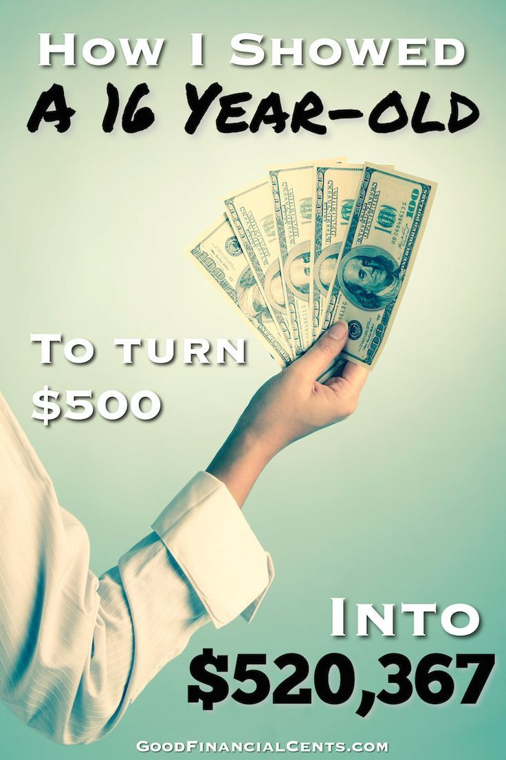 How I Showed a 16YearOld How to Turn $500 Into $520,367  Good Financial Cents® is part of Investing money - We've all had those fantasies of getting into a DeLorean and going back in time  We think about allthe little changes that we'd make in our lives  If you're like me and have invested in the brain, then maybe you wish you would have gone back in time and started investing earlier  This is exactly    Listen Now>