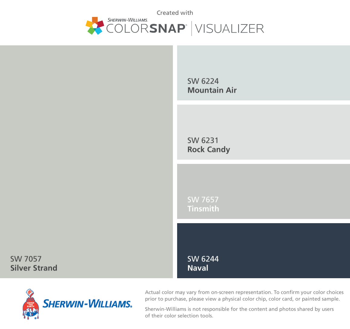 I Found These Colors With Colorsnap Visualizer For Iphone By Sherwin Williams Sil Paint Colors For Home Sherwin Williams Paint Colors Sherwin Williams Colors