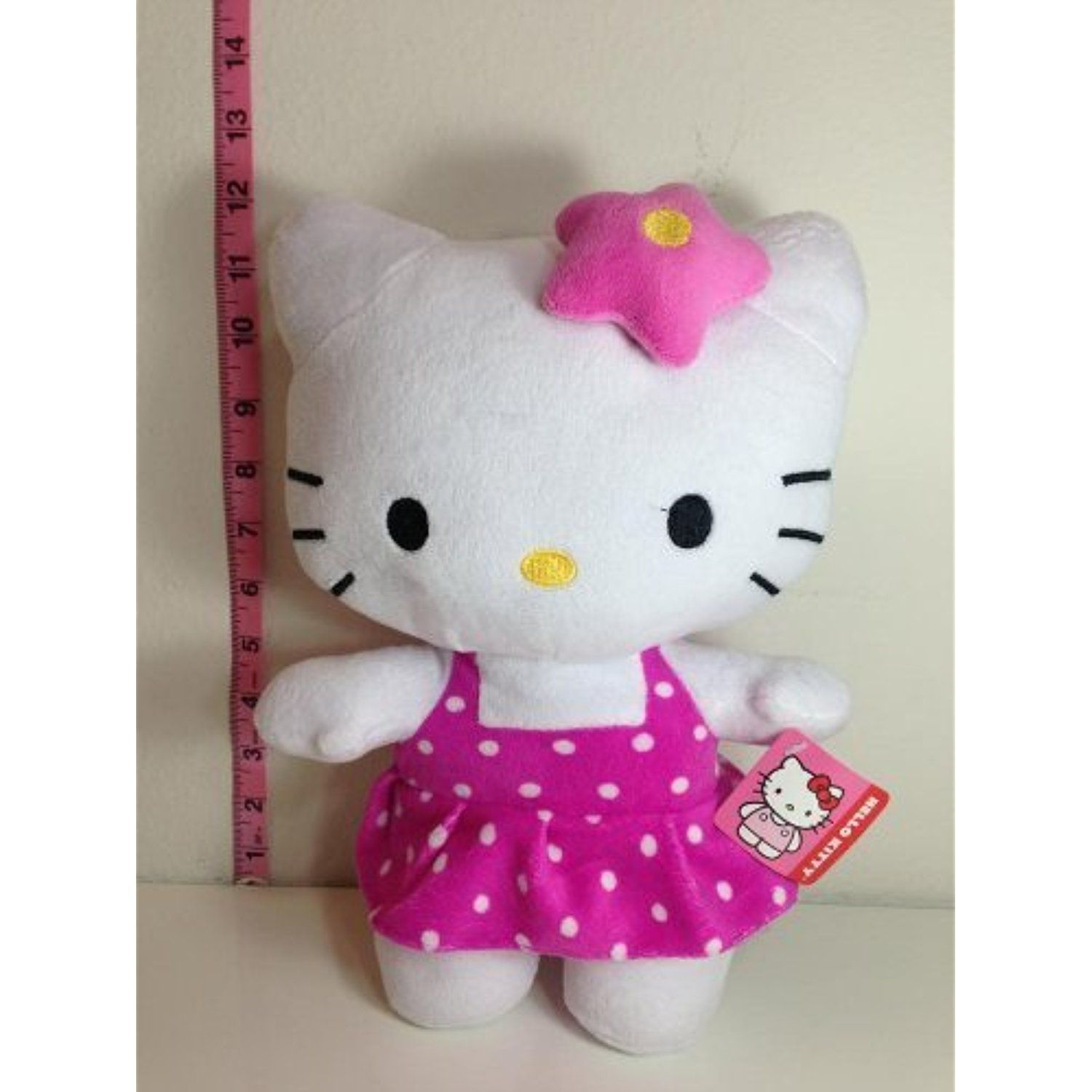 Hello Kitty Plush Doll Toy
