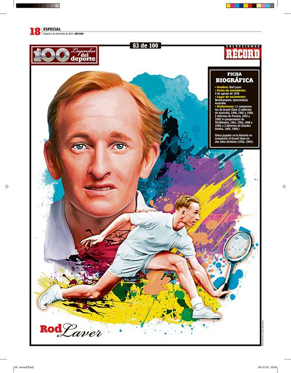 100 Illustrations Of Sports Legends Are Published Weekly Since May 2011 Leyendas Deportes Fotos De Cine