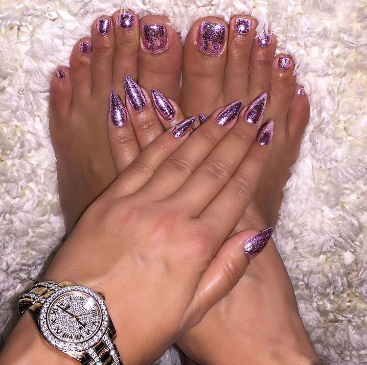 Pin by Whairy Rose on Whairy nails | Stiletto nails, Nails ... |Stiletto Nails Amber Rose