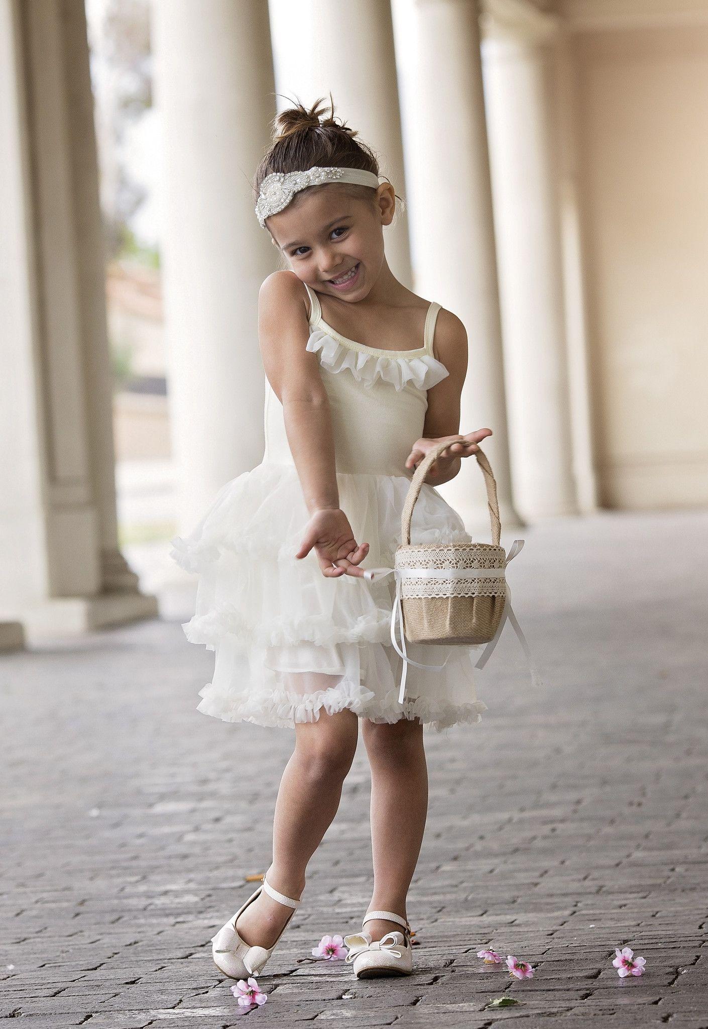 Twirl Tutu Flower Girl Dress Girls Dresses Pinterest Flower