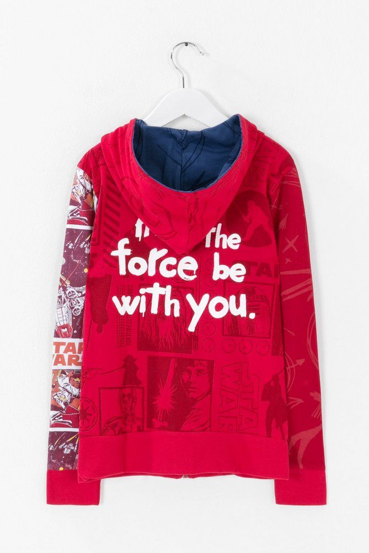 De Wars Kid Reversible Sudadera Boy Desigual Star D qfatxw5x
