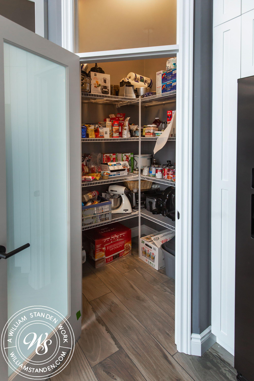 Custom Pantry Design - Sarnia, Ontario #pantry #design ...