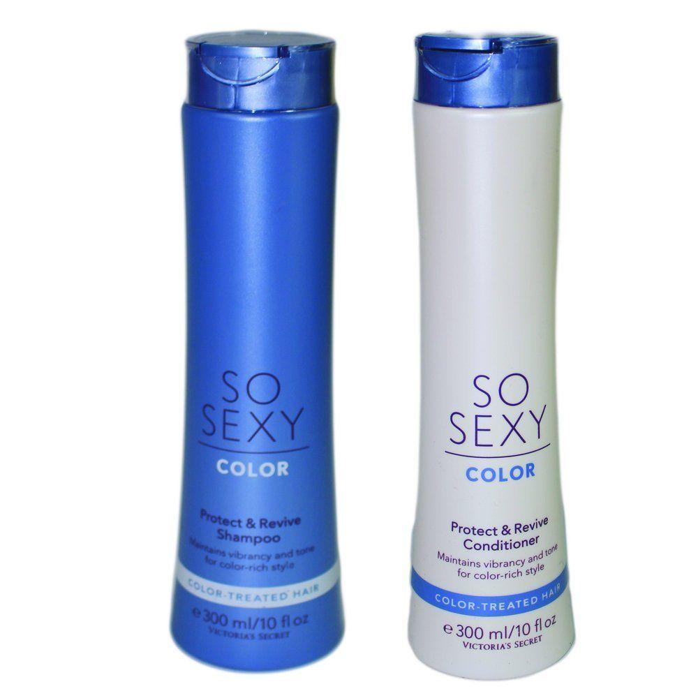Victorias secret so sexy shampoo and conditioner set 10 fl oz victorias secret so sexy shampoo and conditioner set 10 fl oz color treated hair 1betcityfo Choice Image