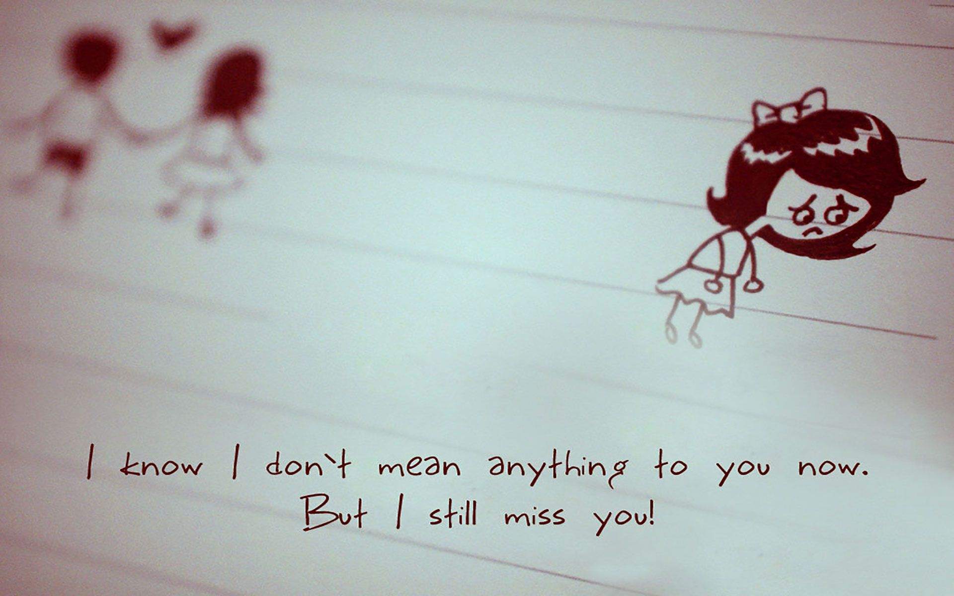 Hd wallpaper you and me - Find This Pin And More On Love Wallpapers I Miss You Hd