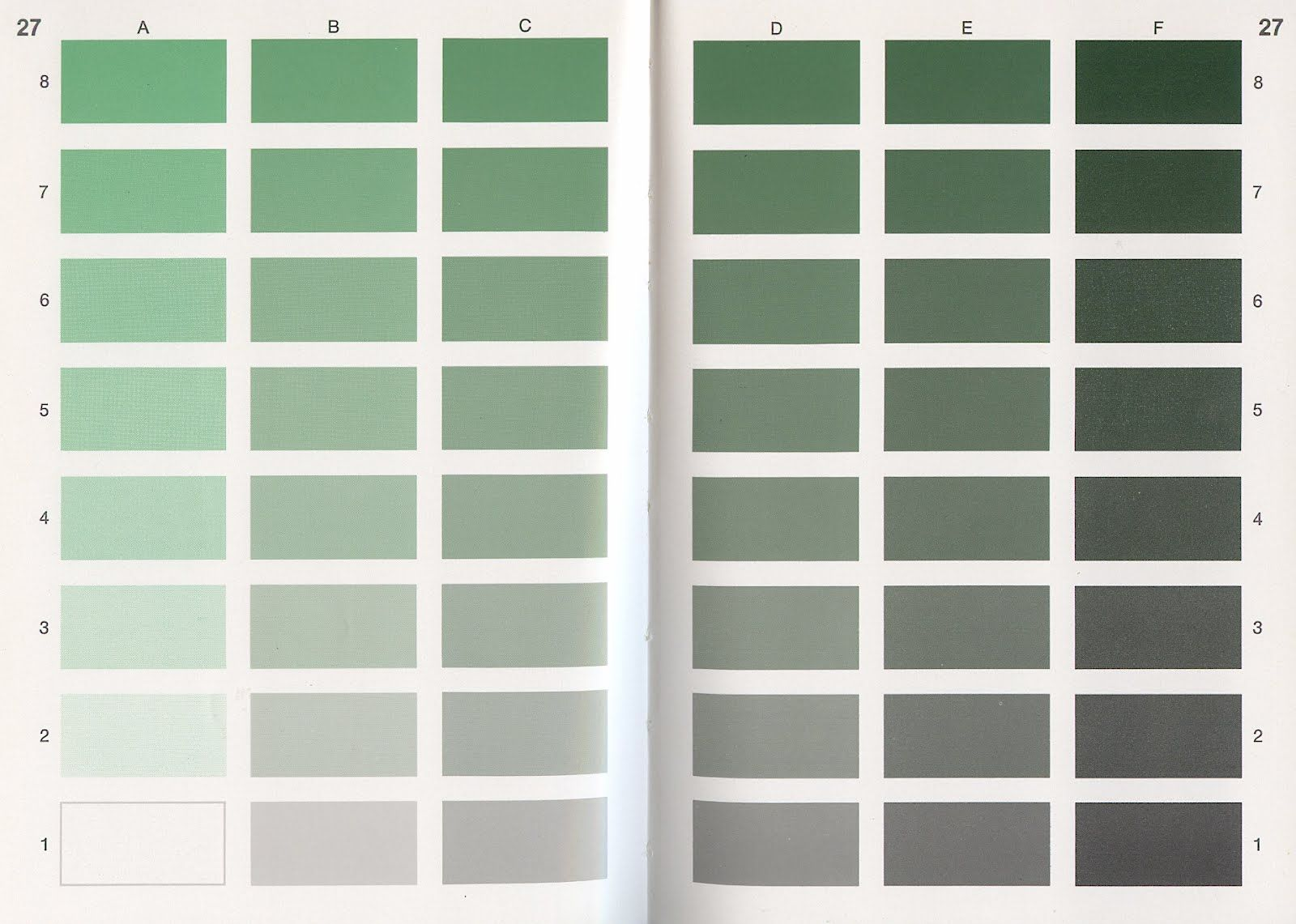 Image result for emerald green color chart np48 pinterest image result for emerald green color chart nvjuhfo Gallery