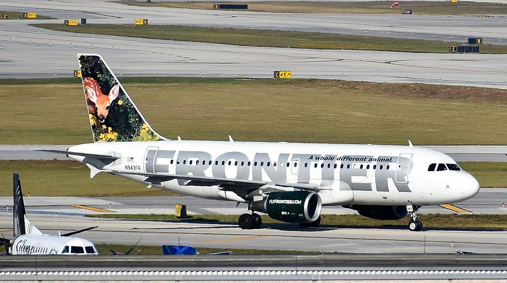Frontier Airlines Seating Chart Airbus A319