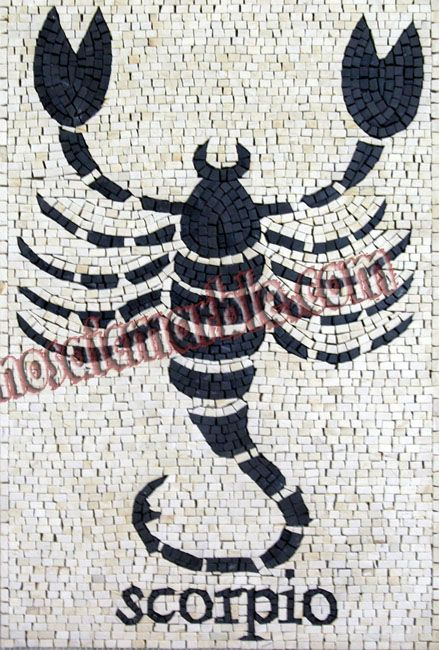 Mosaiques Diff 233 Rents Th 232 Mes Signes Horoscopes An422