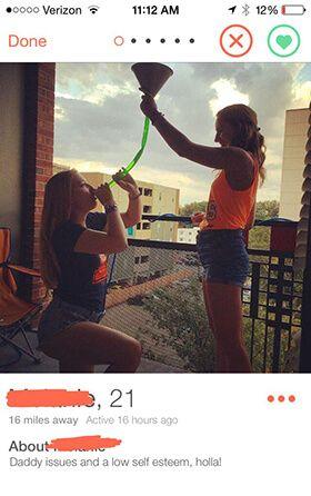 Craziest Dating Profiles Online