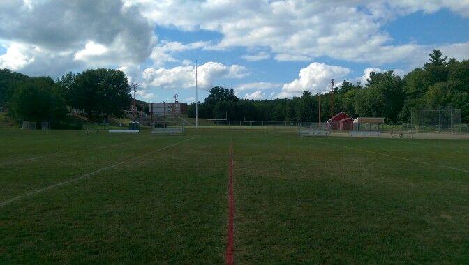 Blouin Field, Sanford Maine