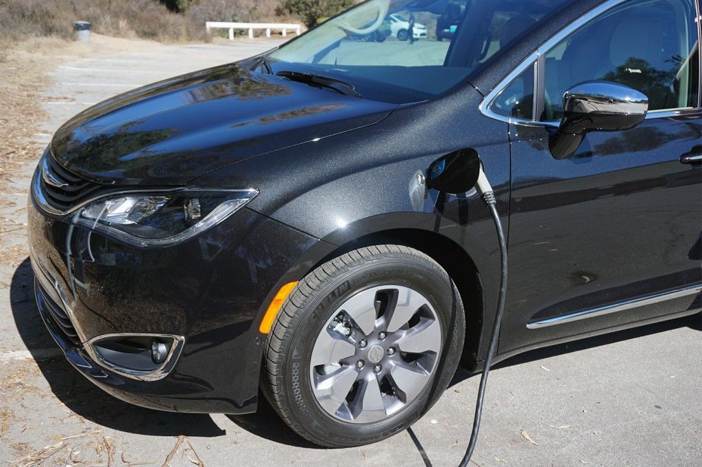The Chrysler Pacifica Hybrid Is Excellent For A College Student