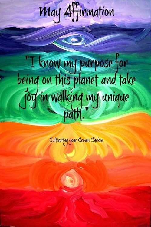 May Affirmation