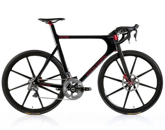 Factor Bikes X Aston Martin One 77 Superbike Aston Martin