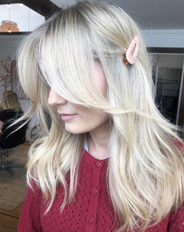 Like it bright? Go towards the light!! #blondearmy #blonde #lightblonde #livedinblonde #mikkiauldhair