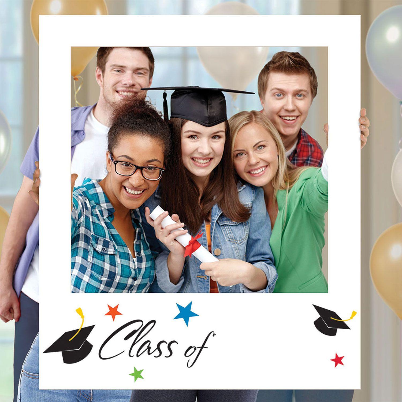 Grad Polaroid Frame Prop Graduation Pinterest Graduation
