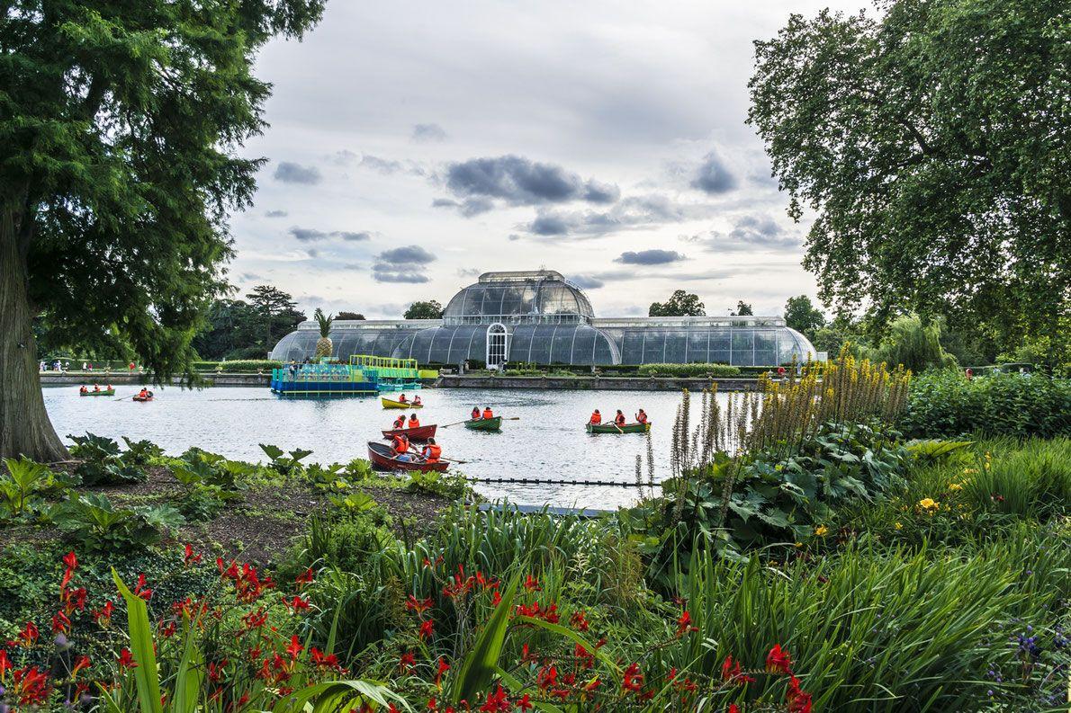 2d3e6166a4cc74d8304a41a5e25cc09c - Getting To Kew Gardens By River
