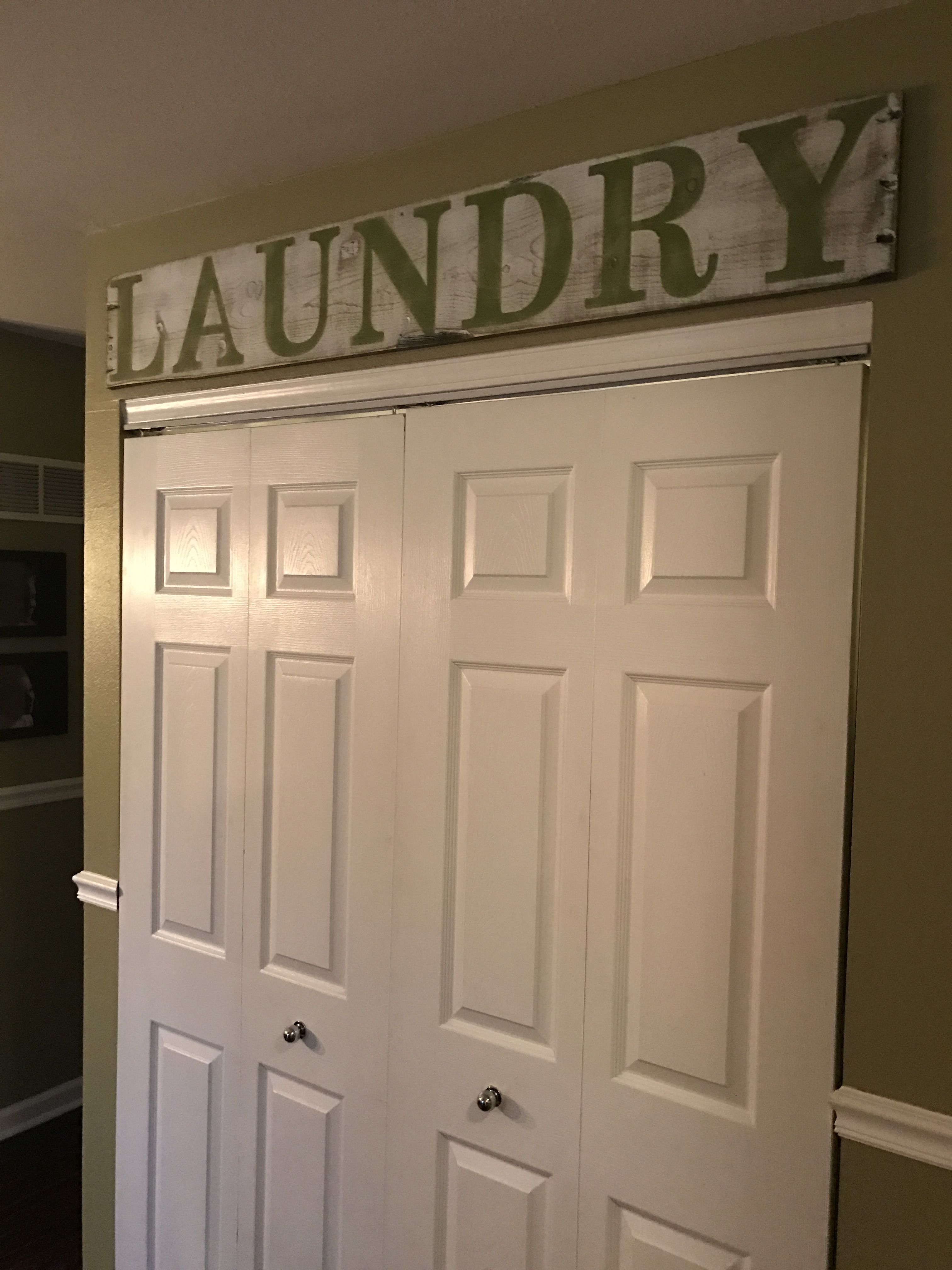 Rustic Wood Laundry Sign With Images Laundry Room Decor Laundry Decor Laundry Signs