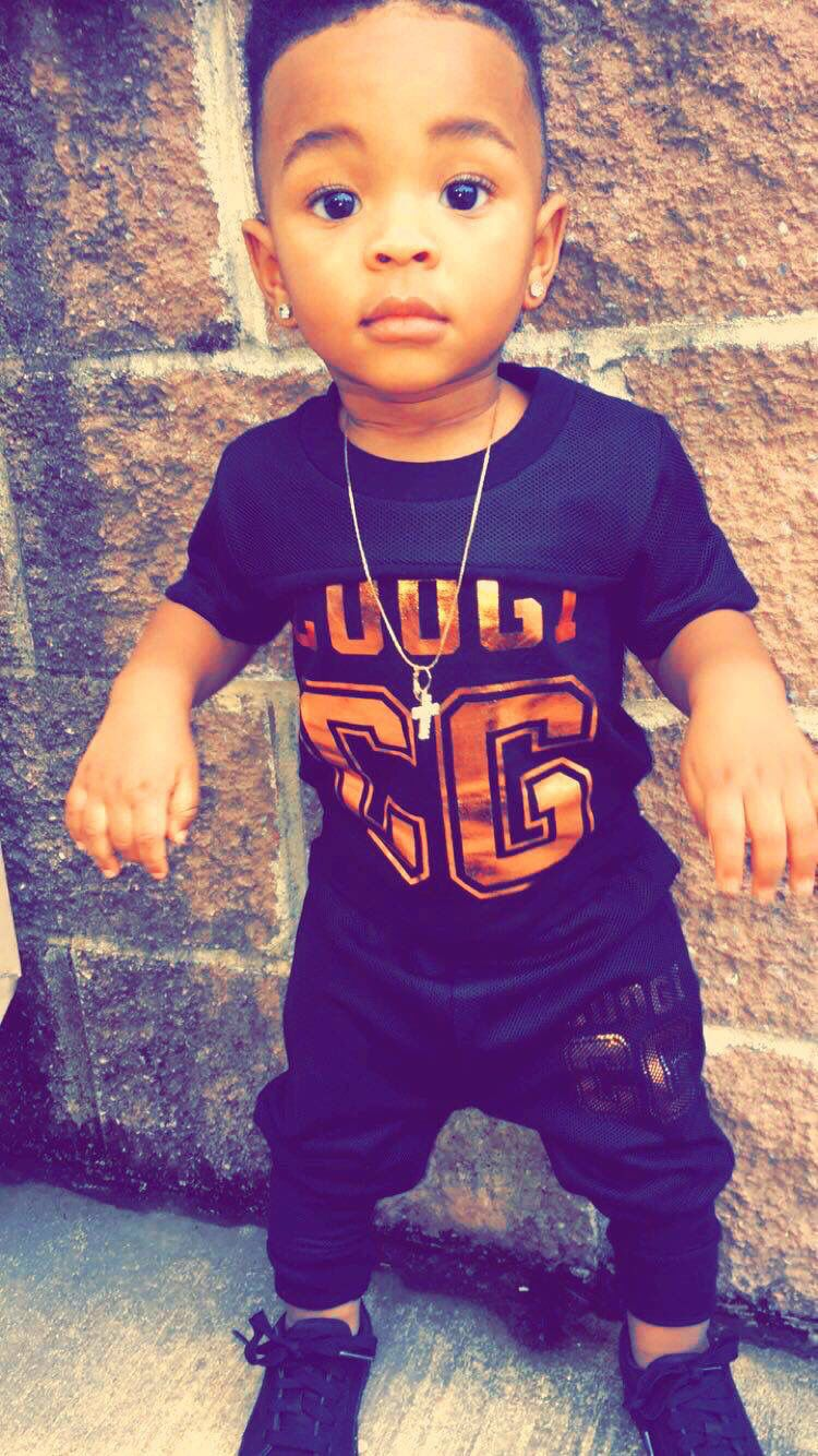 Follow me : @ĻĔĖǨǞ | Kids fashion baby, Baby boy swag ...