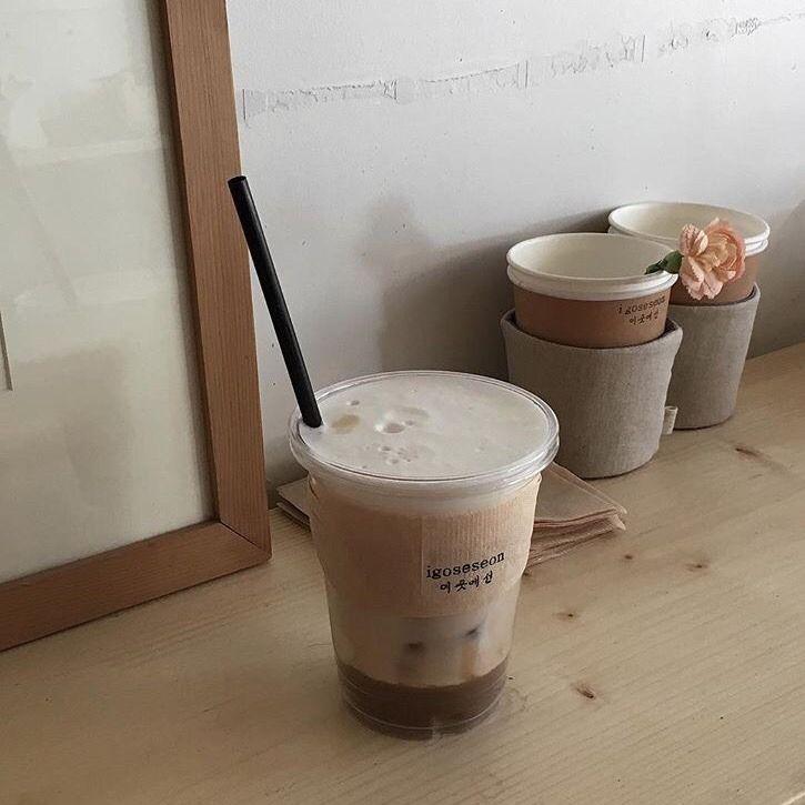 ♕pinterest Bittiebel Food N Drink 커피 디저트 음료수 음료