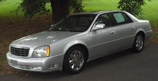 2003 Cadillac DeVille | ✨Cars✨ | Pinterest | Cadillac, Cars and