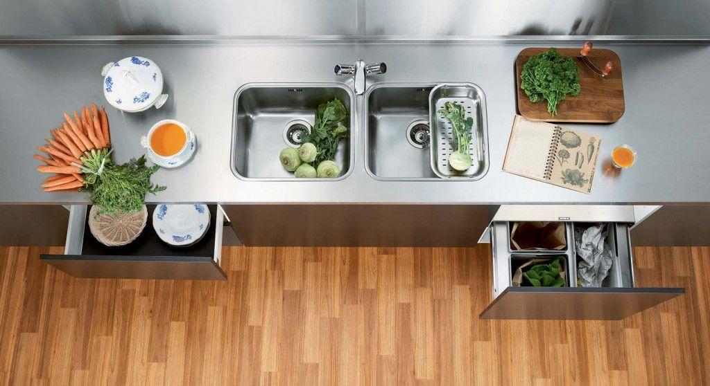 La Cucina alessi by Oras kitchen faucet   Kitchen Milieus ...