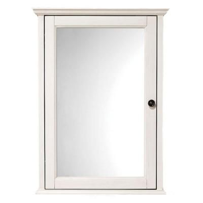 Home Depot Medicine Cabinet With Mirror Enchanting Home Decorators Collection Hamilton 20 Inw X 27 Inh Surface