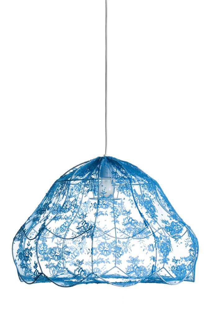Fun And Different For An Overhead Hanging Light Like The Lace - Overhead hanging lights