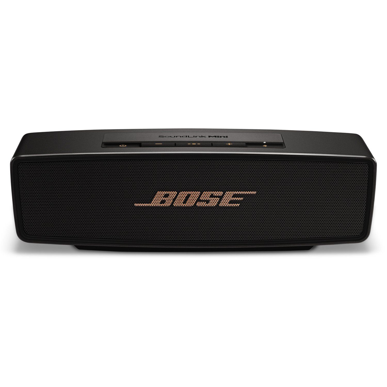 Amazon Com Bose Soundlink Mini Ii Limited Edition Bluetooth Speaker Home Audio Theater Bose Soundlink Mini Ii Bose Soundlink Mini Bose Bluetooth Speaker
