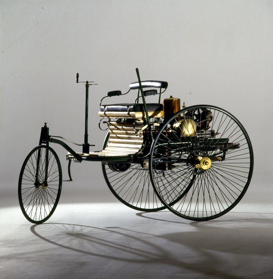 Mercedes Benz Selling A Replica Of The First Car It Ever Made