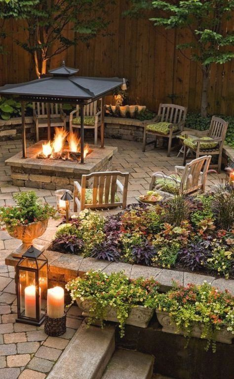 Delight backyard patio ideas diy #outdoor #backyard #backyardlandscaping #backyardgarden #smallbackyard