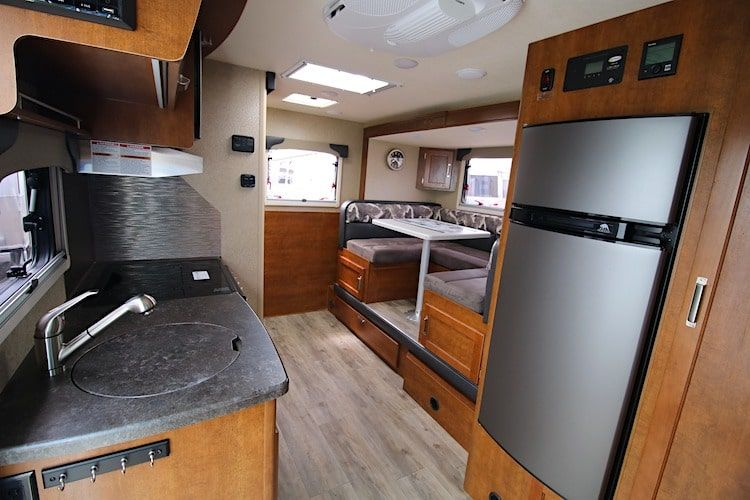 15 Best Small Camper Trailers with Bathrooms - RVBlogger ...