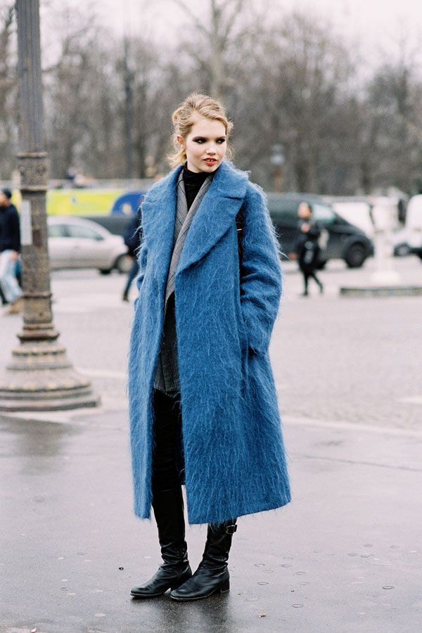 Paris Fashion Week AW 2014.Andreea | Vanessa Jackman
