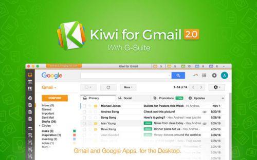 Kiwi for Gmail Productivity Mac App 986304488